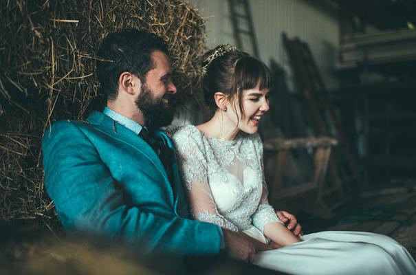 beautiful-country-farm-homemade-rustic-DIY-wedding-bride-groom51