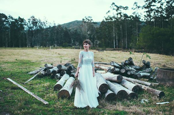 beautiful-country-farm-homemade-rustic-DIY-wedding-bride-groom57