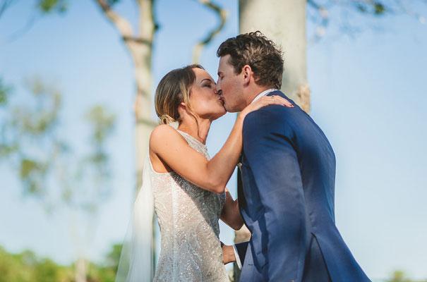 country-bush-australian-backyard-diy-wedding-sequin-silver-bridal-gown35