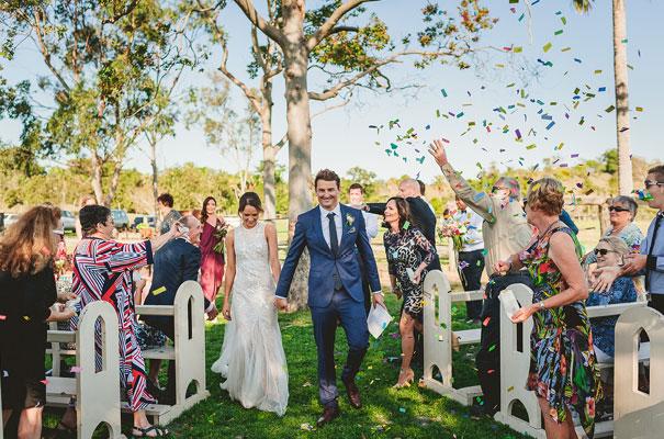 country-bush-australian-backyard-diy-wedding-sequin-silver-bridal-gown37