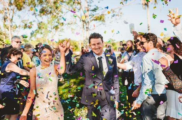country-bush-australian-backyard-diy-wedding-sequin-silver-bridal-gown38