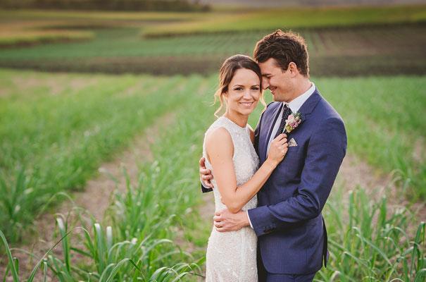 country-bush-australian-backyard-diy-wedding-sequin-silver-bridal-gown46