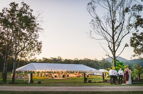 country-bush-australian-backyard-diy-wedding-sequin-silver-bridal-gown49