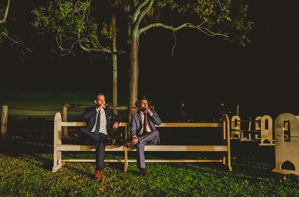 country-bush-australian-backyard-diy-wedding-sequin-silver-bridal-gown59