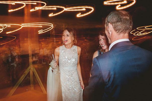 country-bush-australian-backyard-diy-wedding-sequin-silver-bridal-gown61