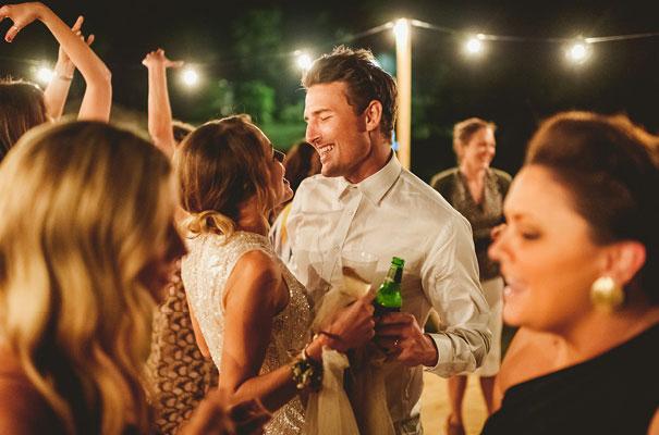 country-bush-australian-backyard-diy-wedding-sequin-silver-bridal-gown62