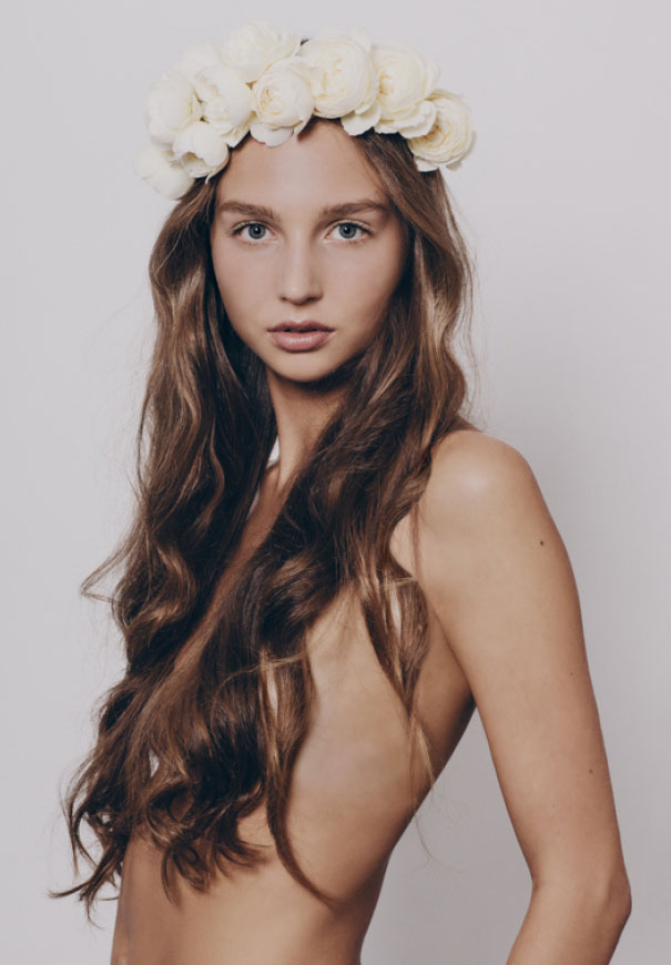 flower-crown-hair-makeup-bridal-wedding-inspiration