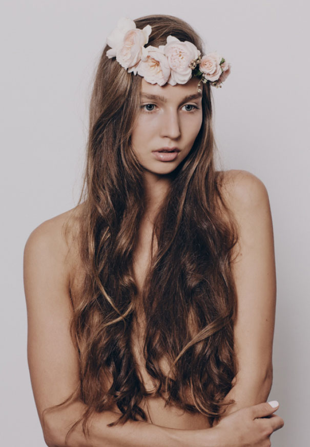 flower-crown-hair-makeup-bridal-wedding-inspiration3