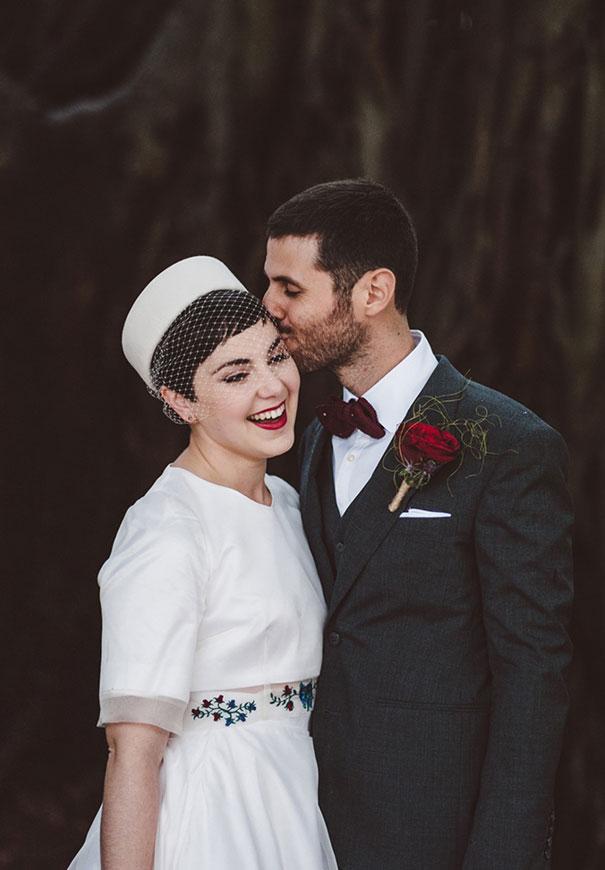 best-greek-wedding-pixie-cut-bride98