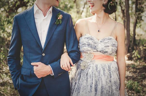 best-vintage-bridal-gown-blue-wedding-dress-backyard-inspiration18