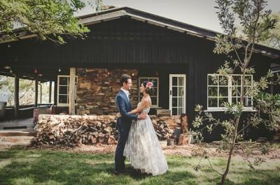 best-vintage-bridal-gown-blue-wedding-dress-backyard-inspiration19