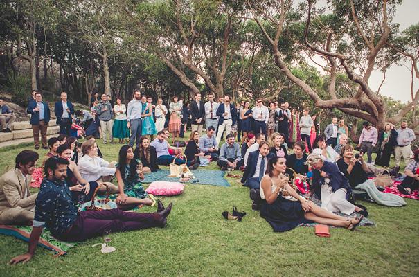 best-vintage-bridal-gown-blue-wedding-dress-backyard-inspiration23