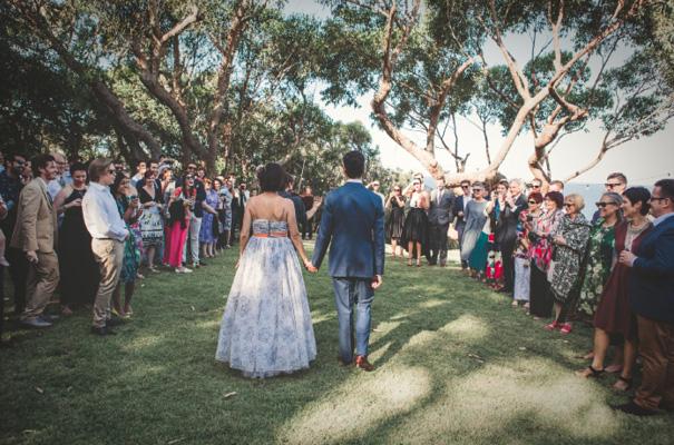 best-vintage-bridal-gown-blue-wedding-dress-backyard-inspiration3