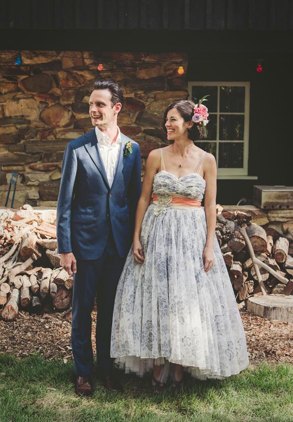 vintage-bridal-gown-blue-wedding-dress-backyard-inspiration