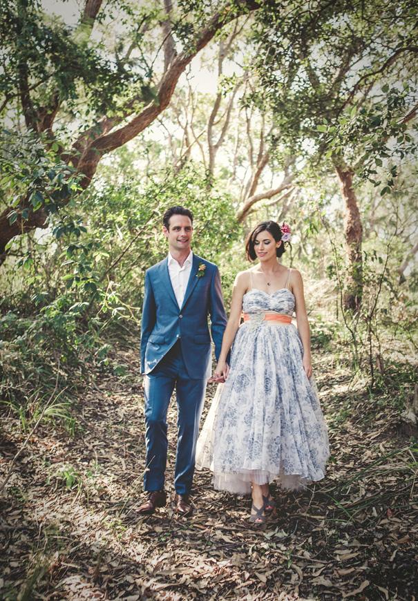 vintage-bridal-gown-blue-wedding-dress-backyard-inspiration8