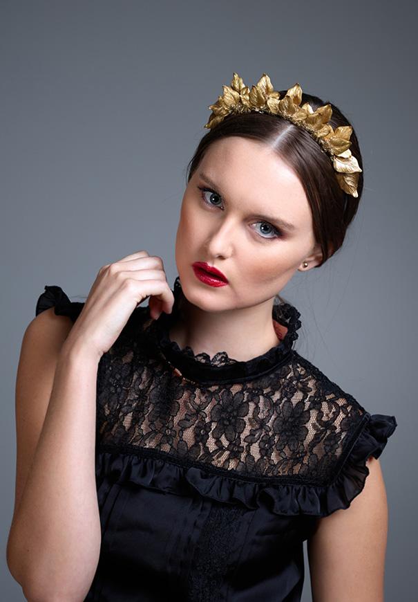 Viktoria-Novak-The-Pale-Empress-gold-leaf-wreath-bridal-accessories-crown6