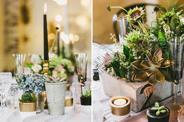 gold-bronze-copper-industrial-warehouse-wedding-bridal-inspiration-Janneke-Storm15