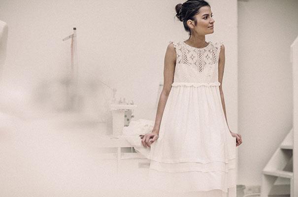 vintage-style-laure-de-sagazan-short-casual-bridal-gown-wedding-dress-french-chic42