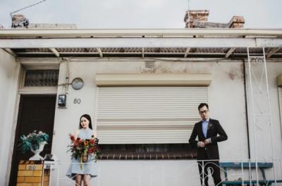 blue-short-retro-wedding-dress-bridal-gown-urban-city-melbourne-wedding32