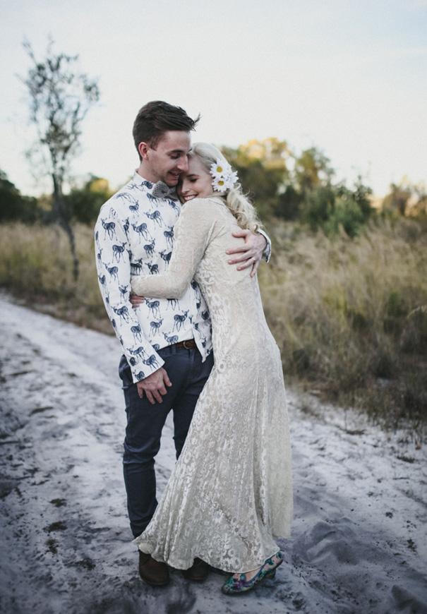 daisies-yellow-retro-bride-wedding7
