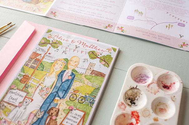 aimee-paints-custom-couple-watercolour-illustration-wedding-invitation-save-the-date5