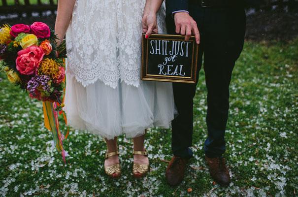 bright-wedding-bridal-flowers-colourful-ribbons-diy-short-wedding-dress28