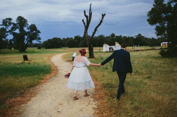 bright-wedding-bridal-flowers-colourful-ribbons-diy-short-wedding-dress31