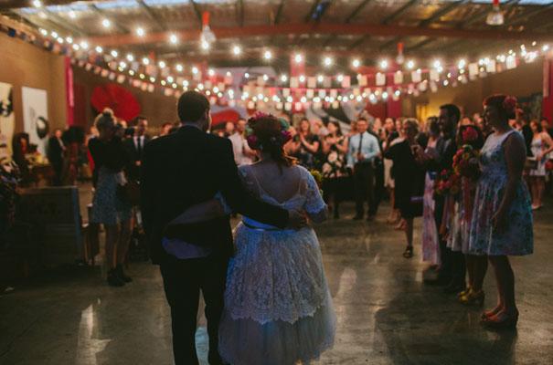 bright-wedding-bridal-flowers-colourful-ribbons-diy-short-wedding-dress39