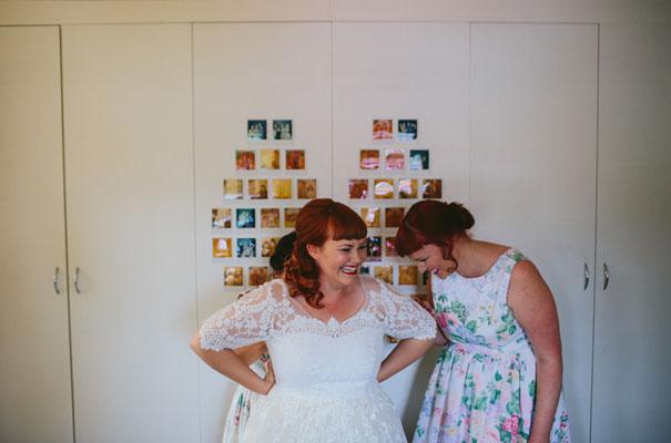bright-wedding-bridal-flowers-colourful-ribbons-diy-short-wedding-dress5