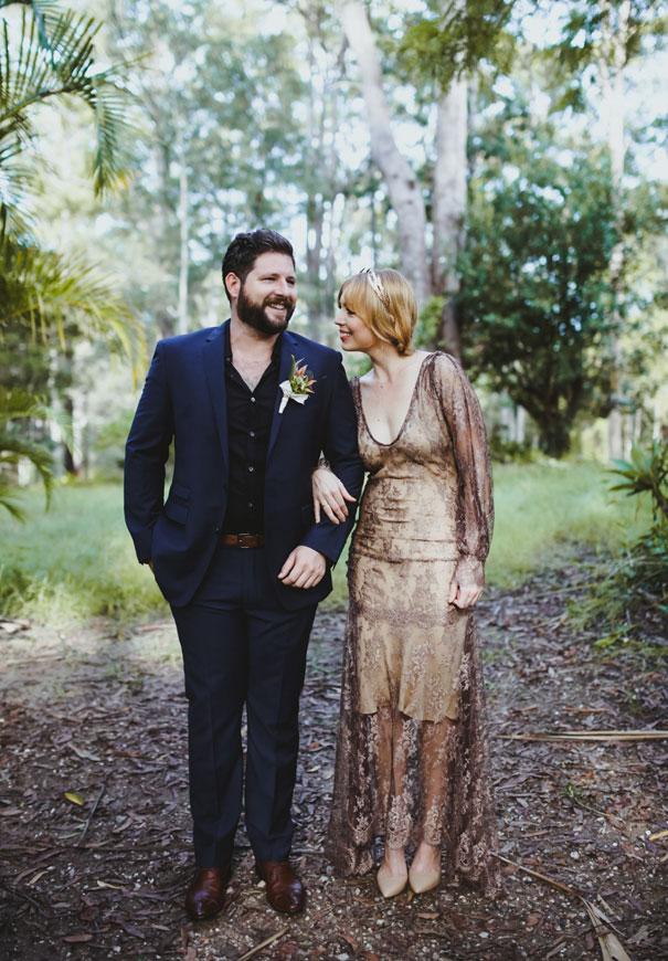 QLD-gold-wedding-dress-eco-green-queensland-wedding2