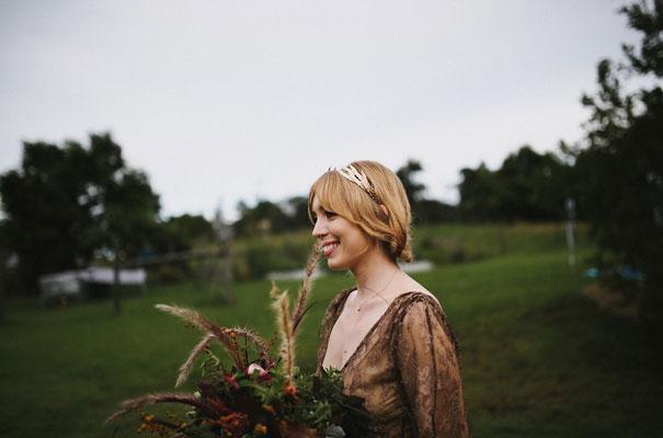 gold-wedding-dress-eco-green-queensland-wedding23