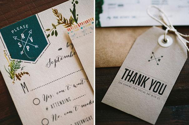 cabin-woods-forst-handdrawn-wedding-stationery-invitation-kraft