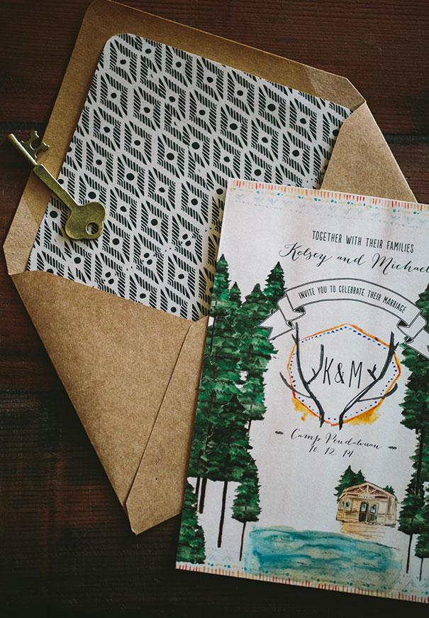 cabin-woods-forst-handdrawn-wedding-stationery-invitation3