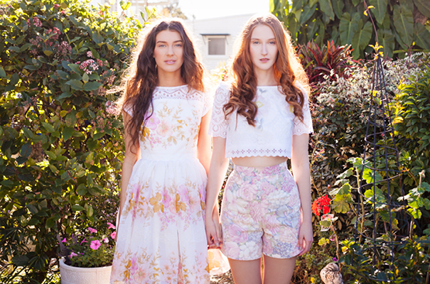 fabled-and-true-bridesmaids-dresses-floral-vintage-style2