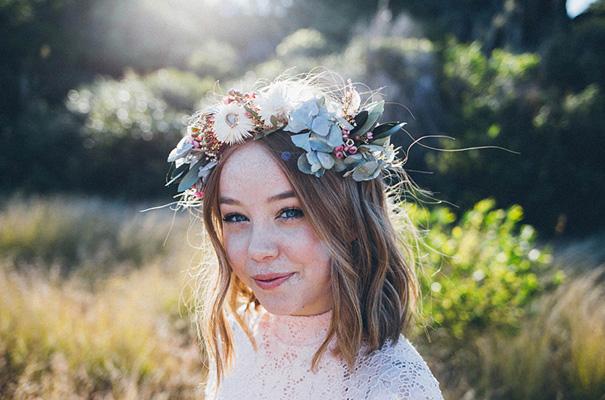 michelle-fiona-engagement-wedding-flower-crown-golden-hour