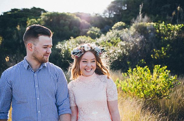 michelle-fiona-engagement-wedding-flower-crown-golden-hour3