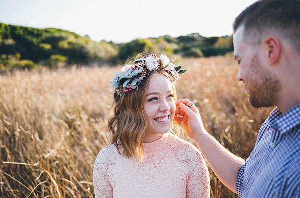 michelle-fiona-engagement-wedding-flower-crown-golden-hour8
