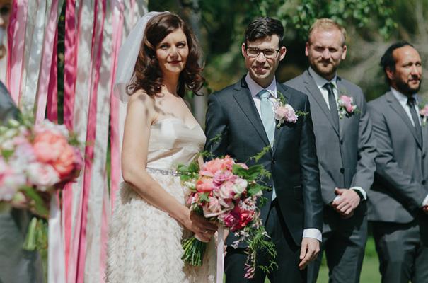 melbourne-urban-wedding-oli-sansom-blush-pink-vintage-retro-wedding-bridal-gown10