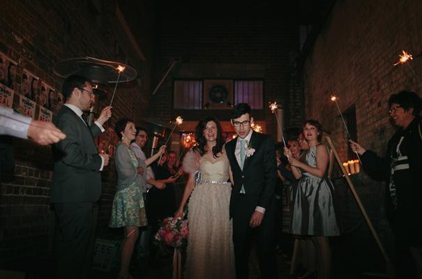 melbourne-urban-wedding-oli-sansom-blush-pink-vintage-retro-wedding-bridal-gown44
