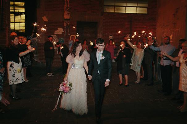 melbourne-urban-wedding-oli-sansom-blush-pink-vintage-retro-wedding-bridal-gown45