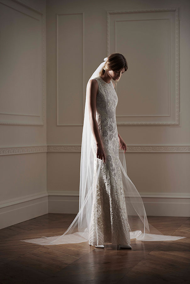 Hello May 183 Net A Porter Needle And Thread Bridal Collection