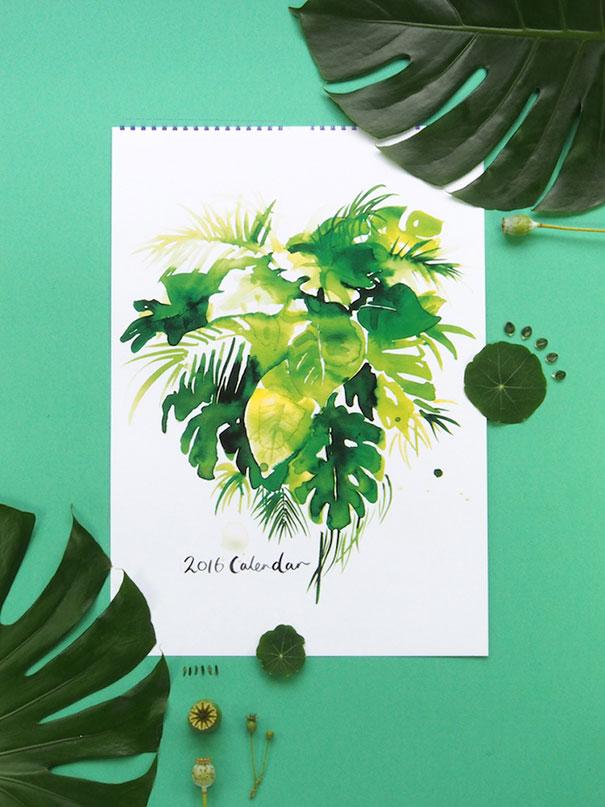 Santiago_Sunbird_2016_Calendar_Cover