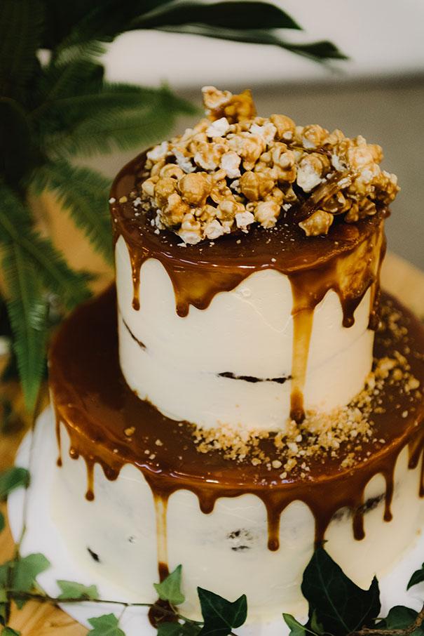 Croquembouche Wedding Cake Perth