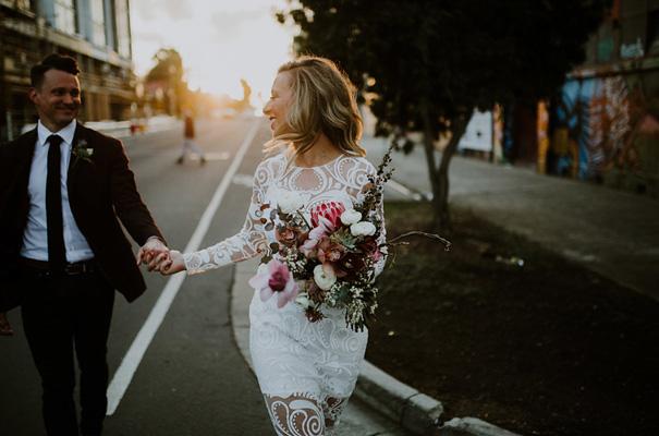 Real Weddings Melbourne: PETA & BRIAN'S MELBOURNE WEDDING
