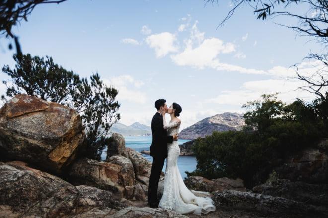 RACHEL & JK'S TASMANIAN WEDDING