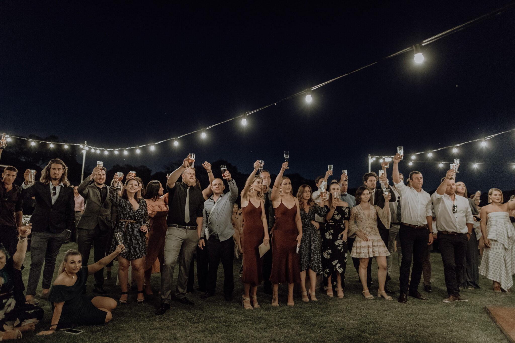 JESS & BEAU'S WESTERN AUSTRALIAN WEDDING – Hello May