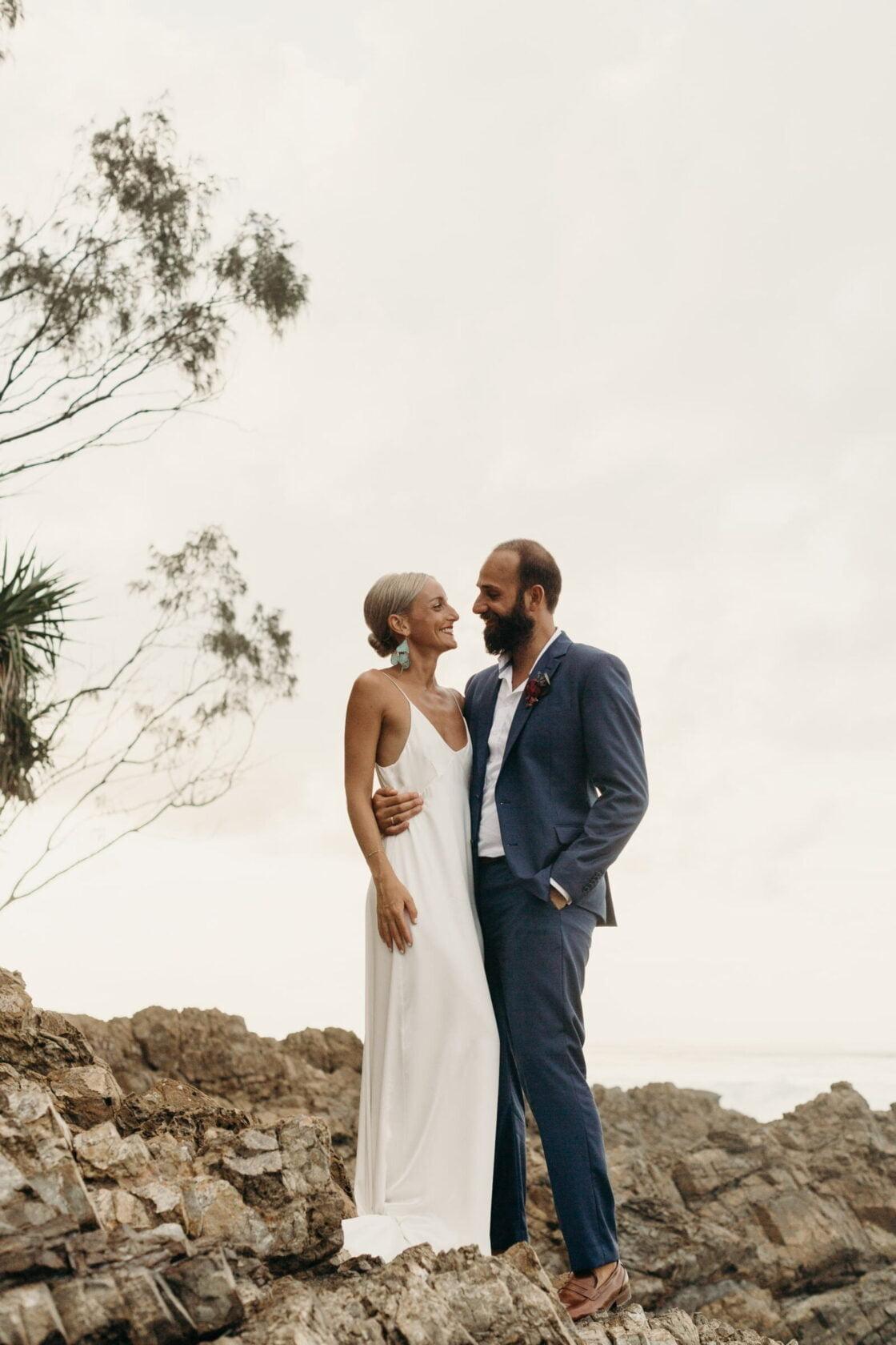 Estee Kostas Byron Bay Wedding Hello May