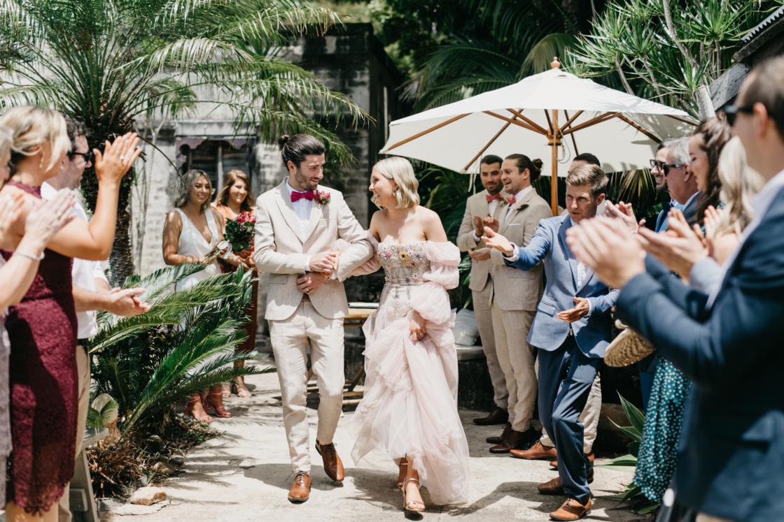 Annaliese Amp Dean S Byron Bay Wedding Hello May