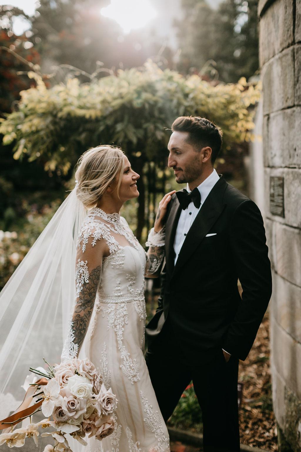 Ellie Andrew S Sydney Wedding Hello May