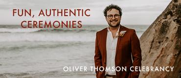 Oliver Thomson Celebrant